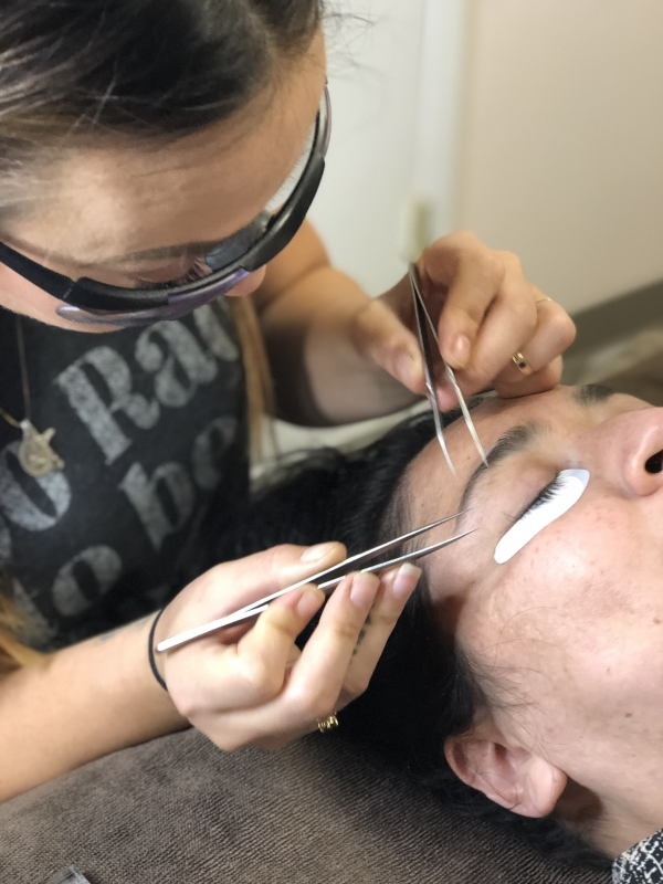 eyelash class